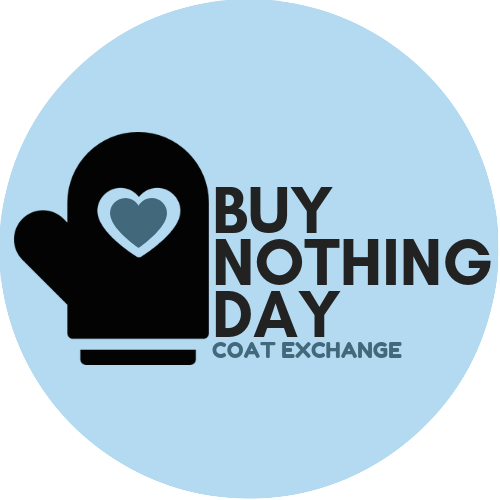 Buy Nothing Day Coat Exchange